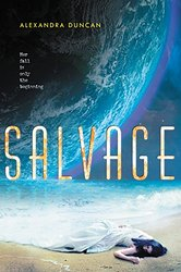 Salvage book cover