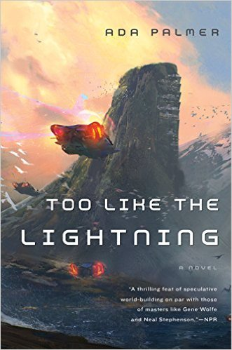 Too Like the Lightning book cover