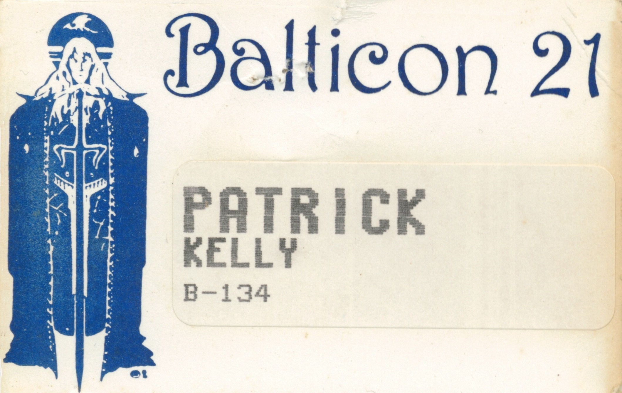 Balticon Badge 23